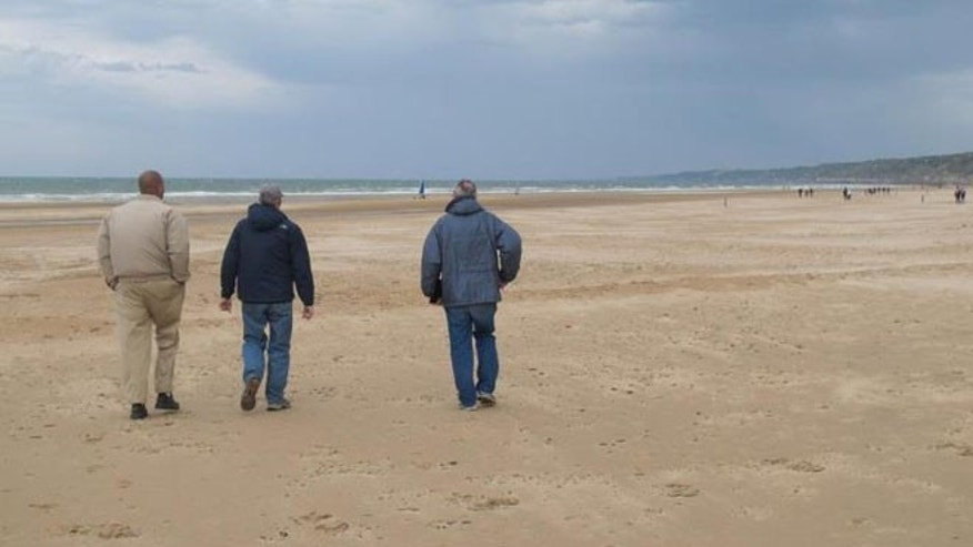 May 17, 2012: Omaha Beach