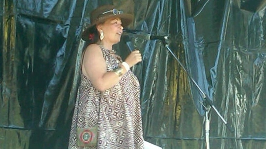 Comedian Roseanne Barr was once a candidate for the Green Party nomination for president.