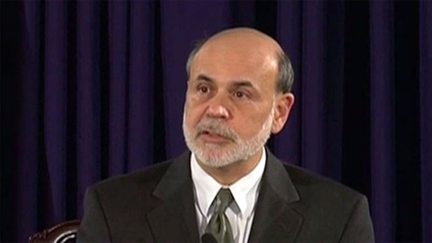 File: Ben Bernanke, chairman of the Federal Reserve