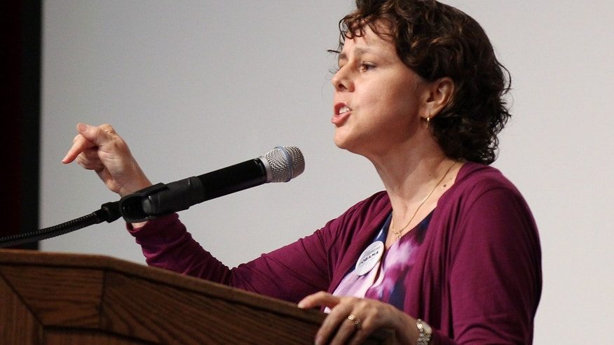 Cecilia Muñoz, director of the White House Domestic Policy Council, in a 2012 file photo.