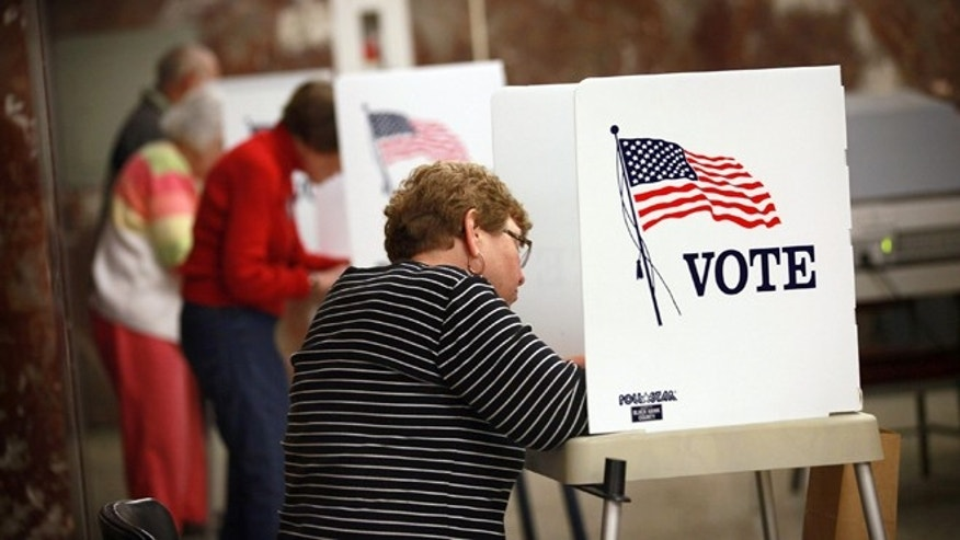 WATERLOO, IA:  Early voting started Sept. 27 in Iowa, where in the 2008 election 36 percent of voters cast an early ballot.