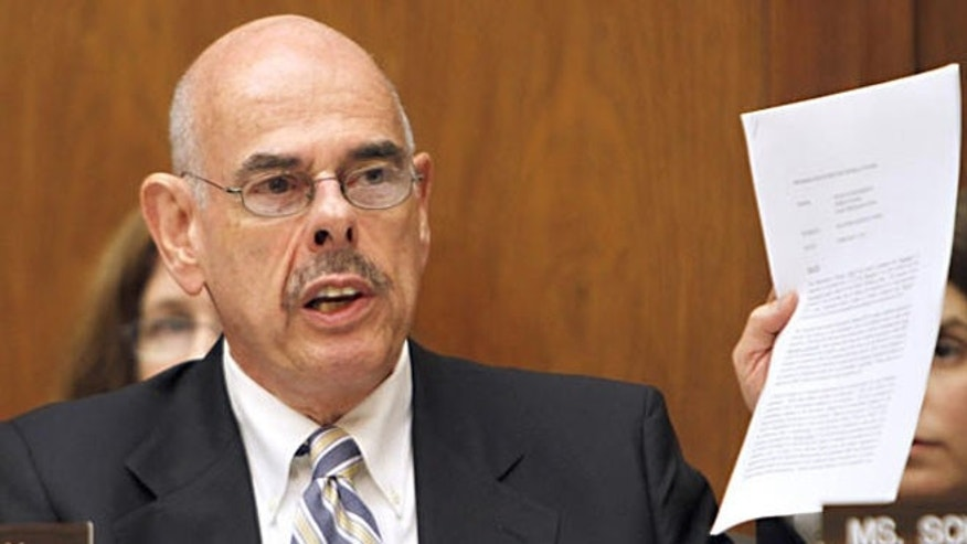 Shown here is California Rep. Henry Waxman.