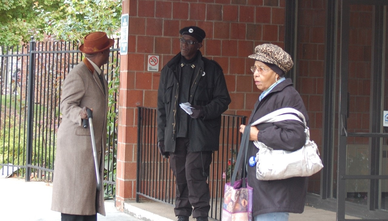New Black Panthers back at Philly voting site | Fox News - photo#18