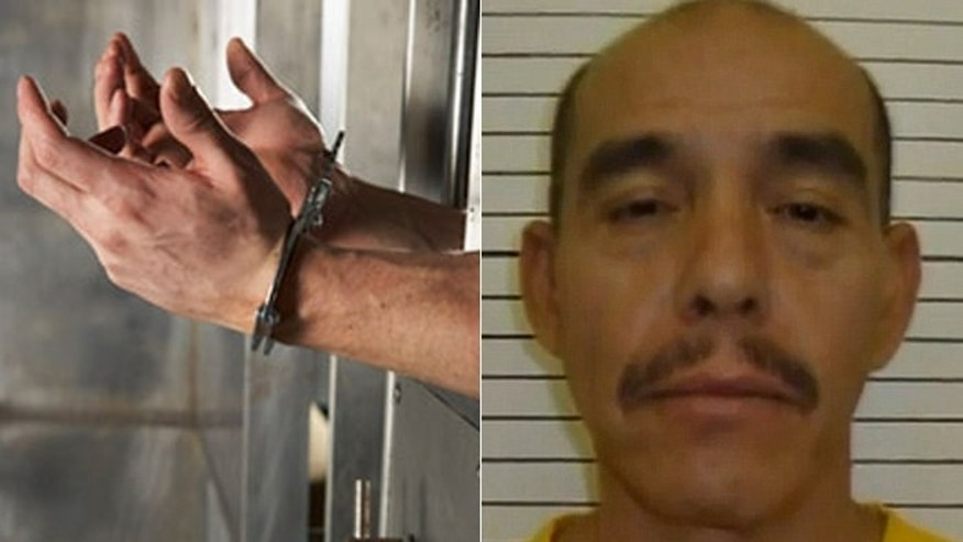 Conjugal visits are allowed in a handful of states, even for killers and rapists like Michael Guzman, (r.), who as married twice and fathered four boys from behind bars.