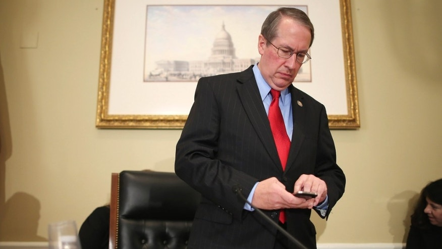 Rep. Robert Goodlatte, R-VA, chairman of the House Judiciary Committee