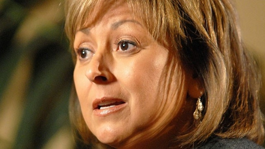 New Mexico Gov. Susana Martinez has tried to repeal the state's policy of issuing driver's licenses to illegals, but has had to settle for cracking down on fraud. (AP)