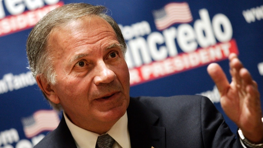Former Rep.Tom Tancredo, R-Colo.