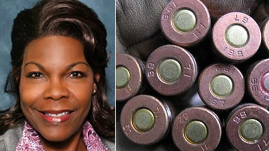 Florida State Sen. Audrey Gibson wants to require bullet buyers to undergo anger management courses. (Flsenate.gov, Reuters)