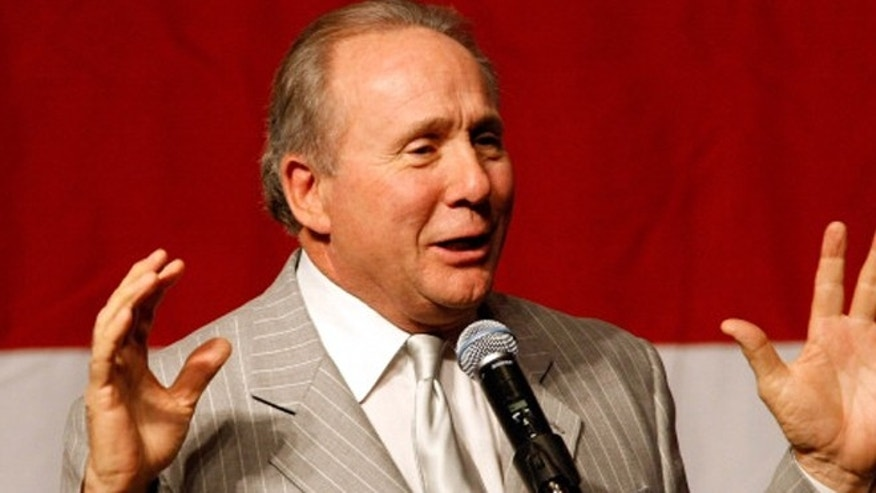 Republican strategist Michael Reagan