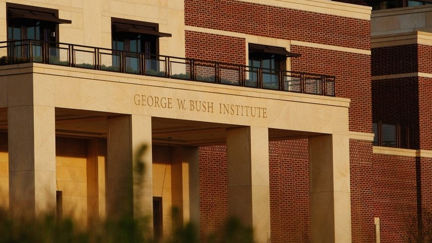 The George W. Bush Presidential Center is built on the campus of Southern Methodist University.