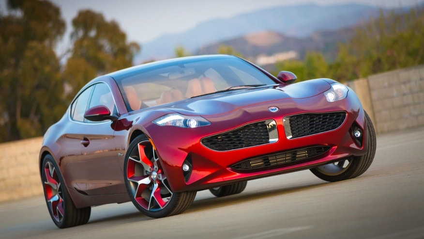 FILE: UNDATED: The Fisker Nina.