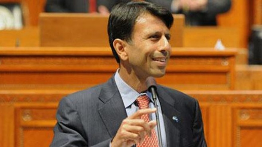 Louisiana Gov. Bobby Jindal's school voucher program was ruled unconstitutional by a state judge who said it's improperly funded.