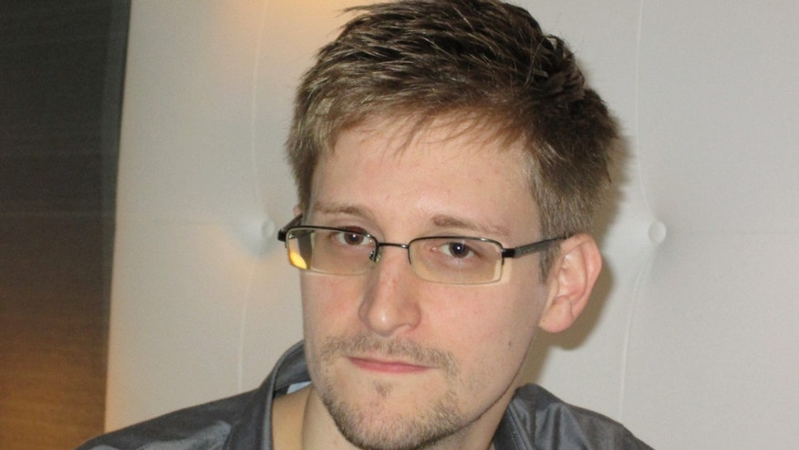 FILE: June 9, 2013: Edward Snowden, in Hong Kong.