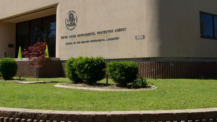 FILE: The Environmental Protection Agency's National Air and Radiation Environmental Laboratory building in Montgomery, Alabama.