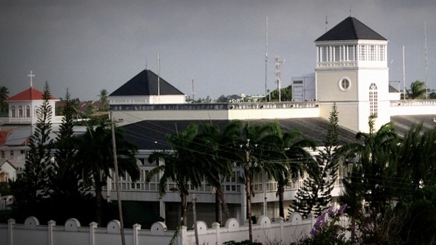 Shown here is the U.S. Embassy in Georgetown, Guyana.