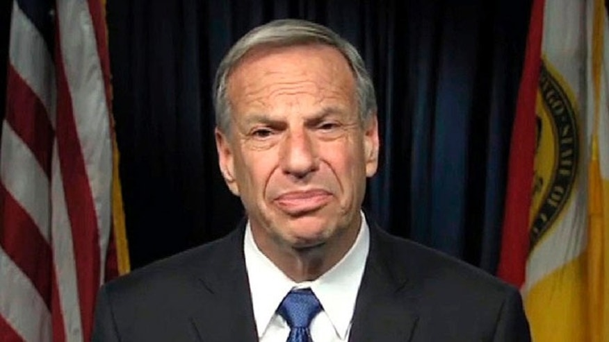 July 11, 2013: San Diego Mayor Bob Filner apologizes for his behavior in this frame from a video produced by the city of San Diego.
