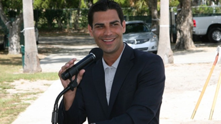 Miami Commissioner Francisco Suarez