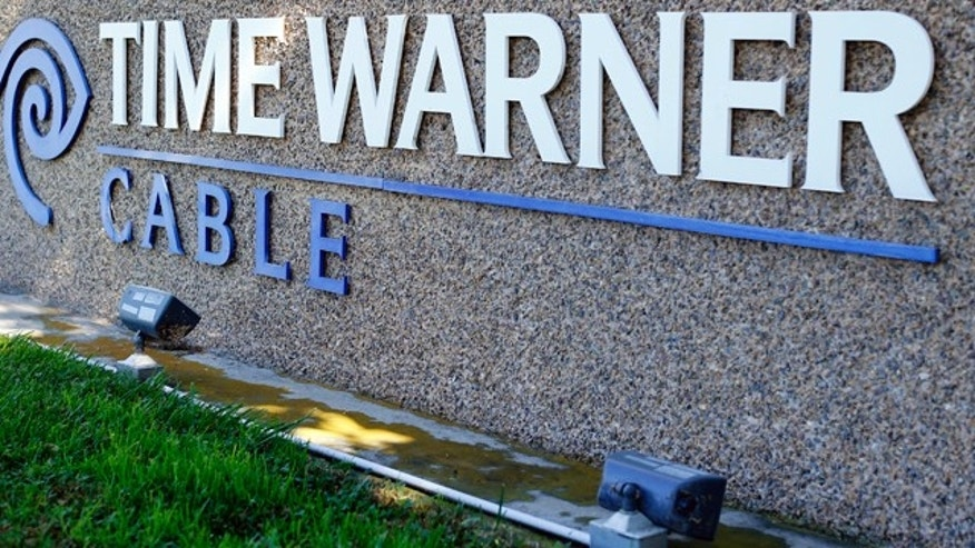 The Time Warner Cable office is shown in Carlsbad, California November 5, 2012. REUTERS/Mike Blake  (UNITED STATES - Tags: BUSINESS) - RTR3A2HZ