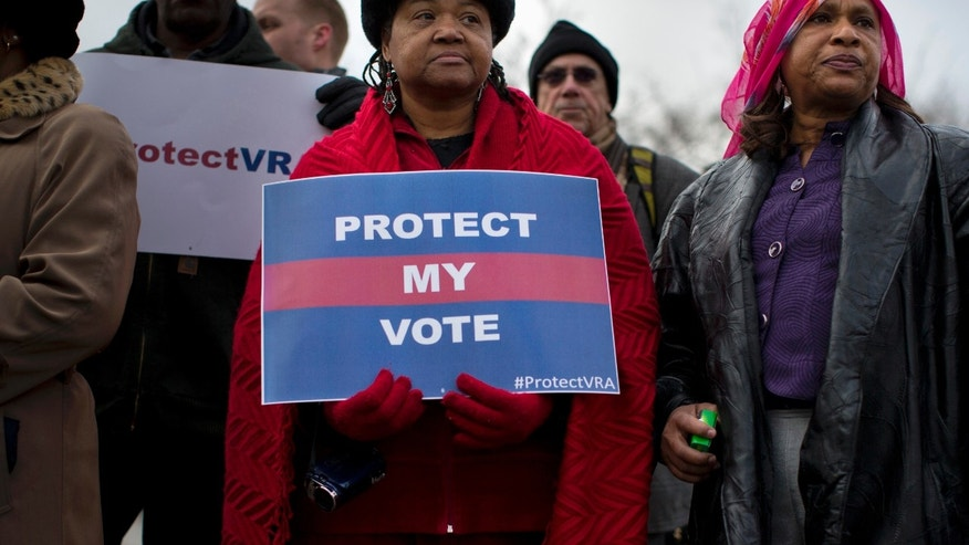 Newly emboldened by a Supreme Court decision that struck down the heart of the Voting Rights Act, a growing number of Republican-led states are moving aggressively to tighten voting rules, prompting lawsuits from the Obama administration.