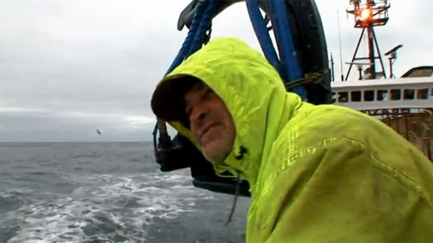 """Deadliest Catch"" season 9."