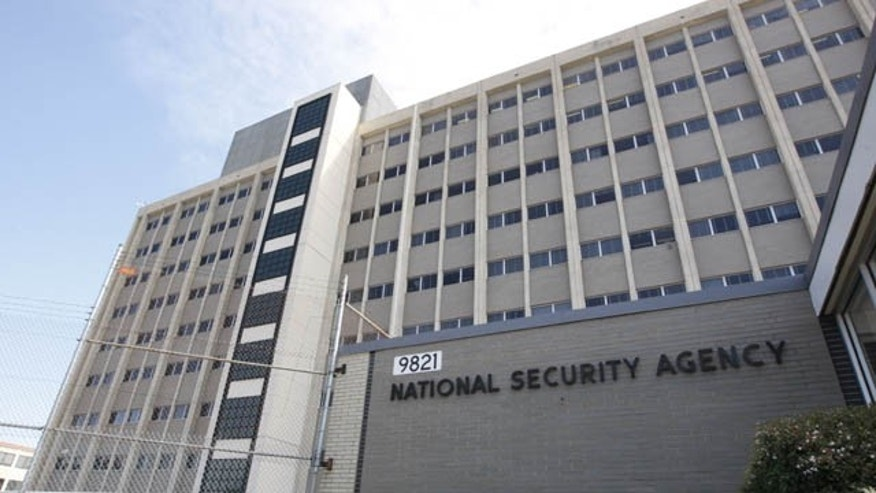 FILE - This Sept. 19, 2007 file photo shows the National Security Agency building at Fort Meade, Md. (AP Photo)