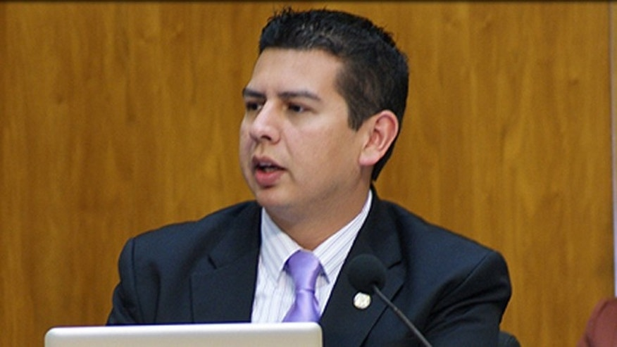 San Diego City Councilman David Alvarez, candidate for mayor