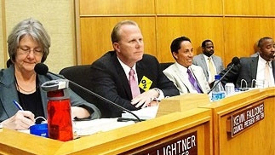 San Diego City Councilman Kevin Faulconer, mayoral candidate