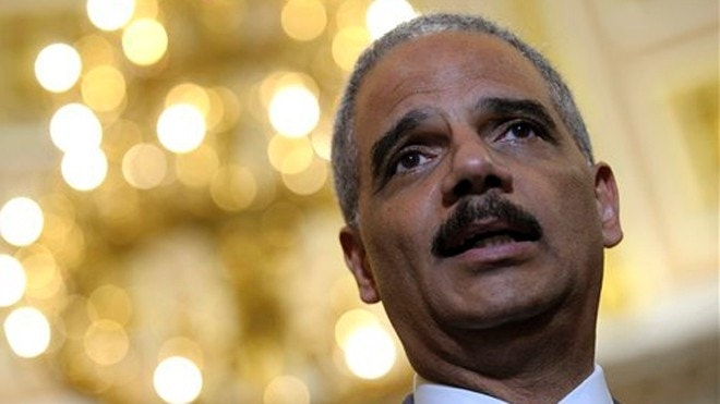 House Republicans introduce resolution to impeach Attorney General Holder