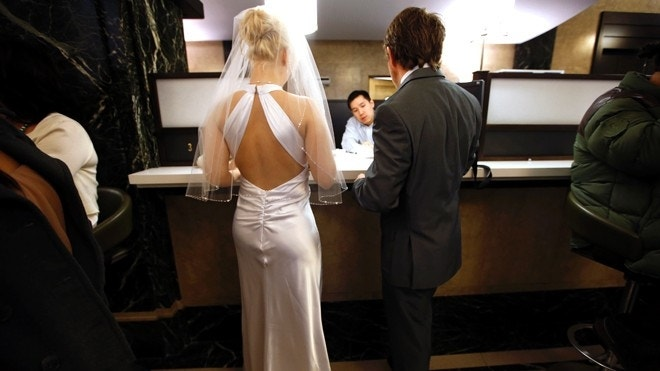 Study touted by feds says married women must 'calm down' in spousal spats