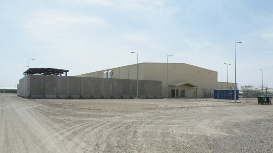 The Special Investigative General for Afghanistan Reconstruction is demanding answers as to why $36 million was spent on this never-used facility, located on Camp Leatherneck in The Washir District.
