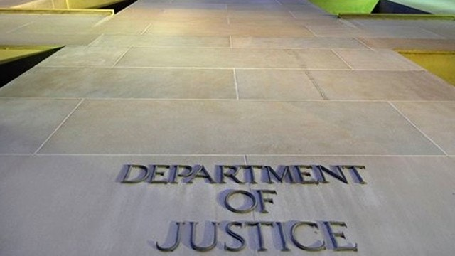 Justice Department spending $544,338 for an 'enhanced company profile' on LinkedIn