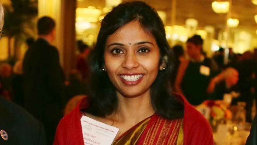 Shown here is Indian diplomat Devyani Khobragade.