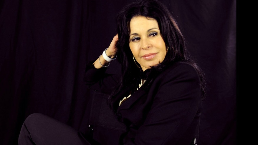 Actress Maria Conchita Alonso