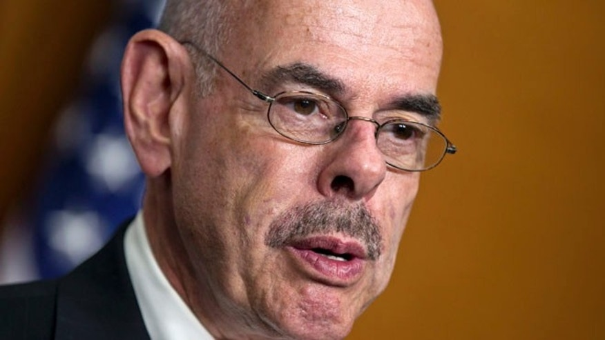 June 18, 2012: Rep. Henry Waxman speaks on Capitol Hill in Washington.