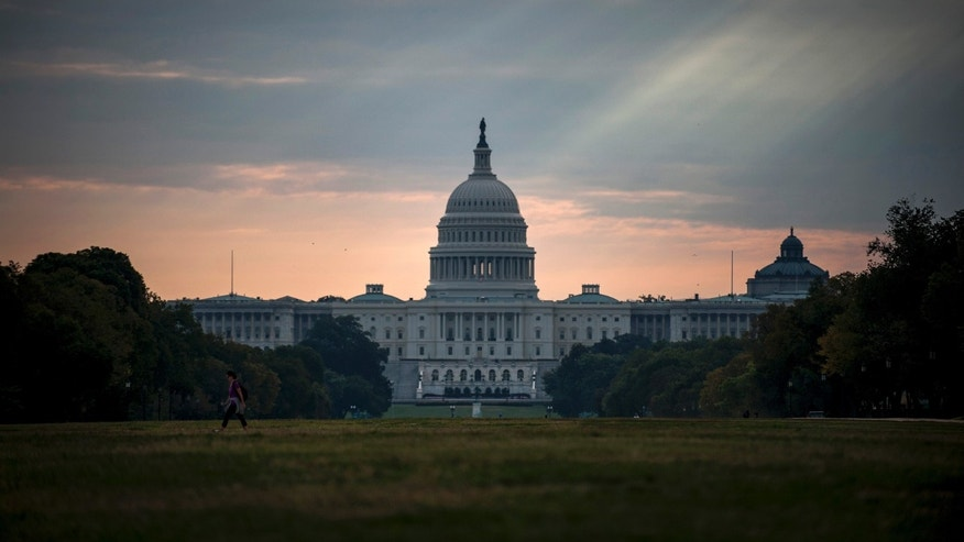 October 1, 2013: The U.S. Capitol building is seen after the federal government was shutdown when the House and Senate failed to pass a budget in Washington.