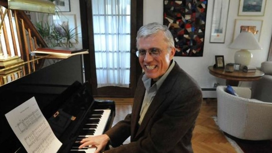 Dr. Patrick Finley has worked to get his song recognized for nearly two decades.