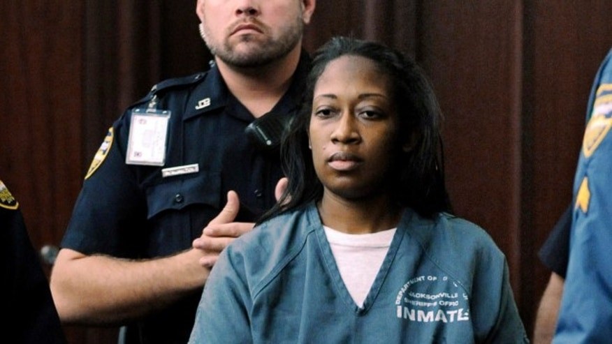 FILE: Marissa Alexander, of Jacksonville, was given a 20-year prison sentence after firing a gun near her estranged husband during an argument.