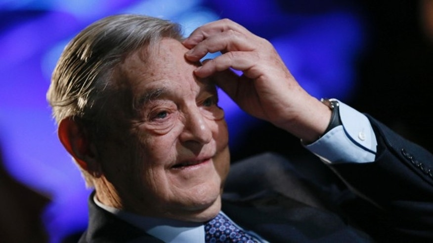Jan. 26, 2013: Billionaire investor George Soros