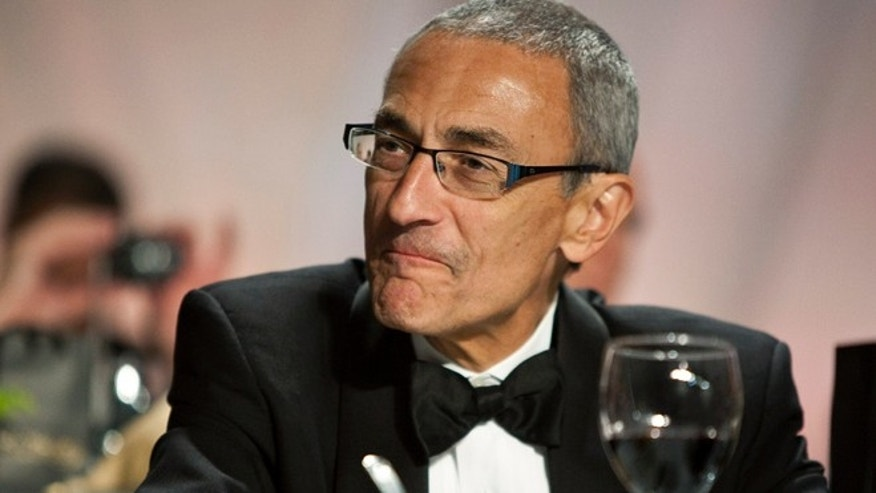 Oct. 29, 2011: John Podesta, president and chief executive officer of the Center for American Progress, attends the National Italian American Foundation Gala in Washington.