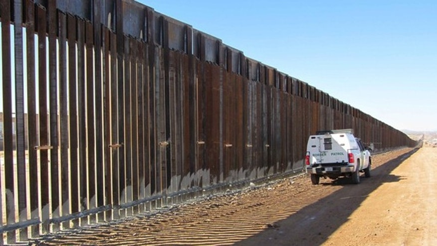 Critics say better border security is needed to keep illegal immigrants out, but those caught committing crimes here must be imprisoned and deported. (AP)