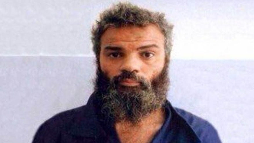 Shown here is an undated photo of Benghazi attack suspect Ahmed Abu Khattala.