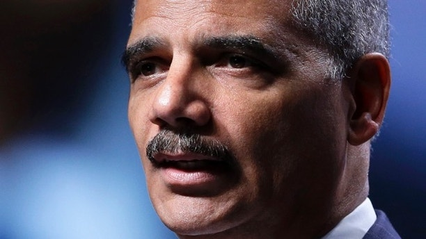 July 25, 2013: Attorney General Eric Holder speaks at the National Urban League annual conference.