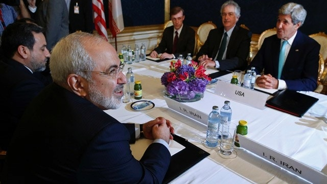 Kerry to meet with Iran foreign minister at nuclear talks