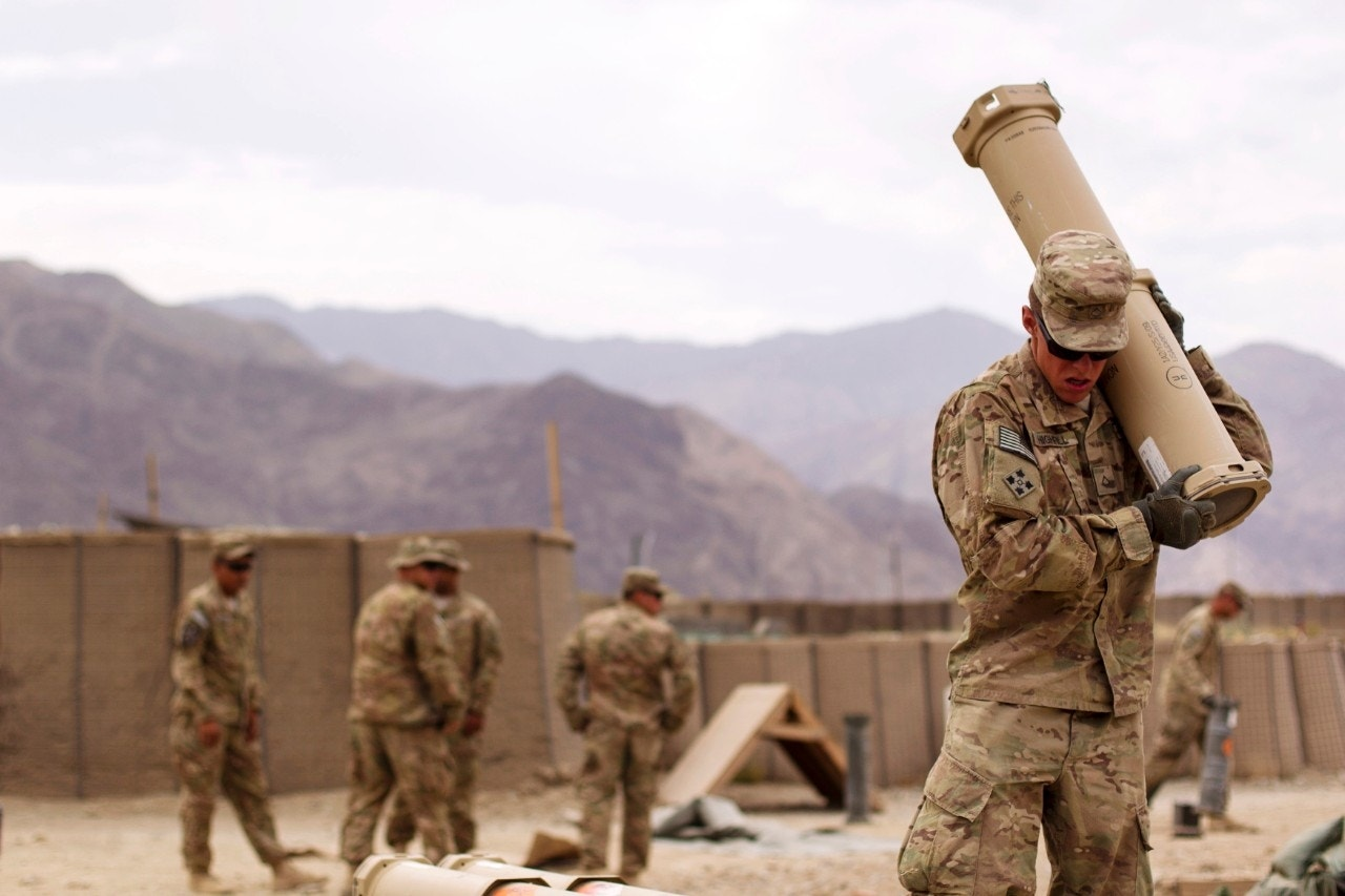 Army to force out 550 majors; some to get news while in Afghanistan