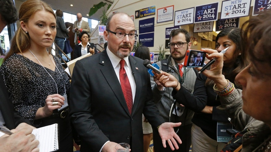 California Assemblyman Tim Donnelly