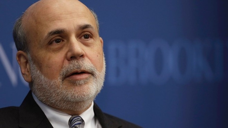 Ben Bernanke served two terms as chairman of the Federal Reserve, the central bank of the United States, from 2006 to 2014.  (REUTERS)