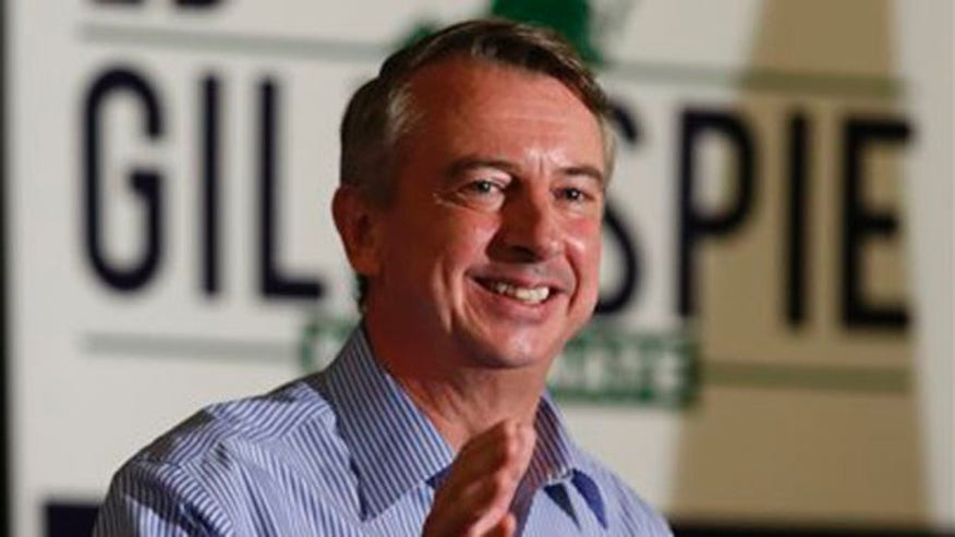 Virginia Senate candidate Ed Gillespie