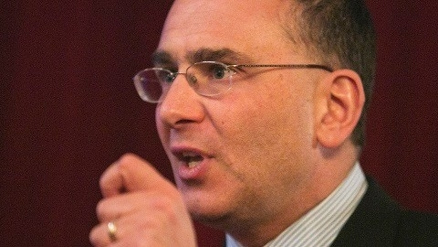 Economist Jonathan Gruber speaks at a conference of the Workers Compensation Research Institute in Boston, Massachusetts, March 12, 2014. Dr. Gruber is a professor at MIT and the architect of the health-care reform laws in Massachusetts and the American Affordable Care Act. (REUTERS/Dominick Reuter)