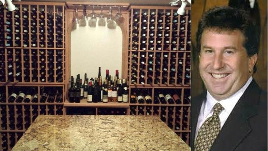 Arthur Goldman's wine cellar was his pride and joy, but now the state of Pennsylvania is threatening to destroy his collection. (Philadelphia Bureau of Liquor Control Enforcement, Arthur Goldman)