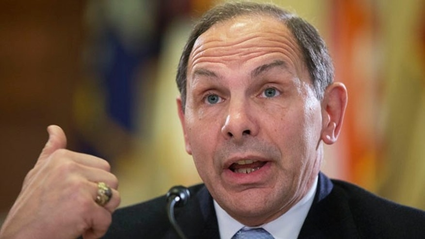 Veterans Affairs Secretary Robert McDonald has vowed to turn the agency around.